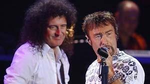 Queen trauen sich ohne Freddie Mercury