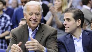 Kokain: Biden-Sohn aus Marine entlassen