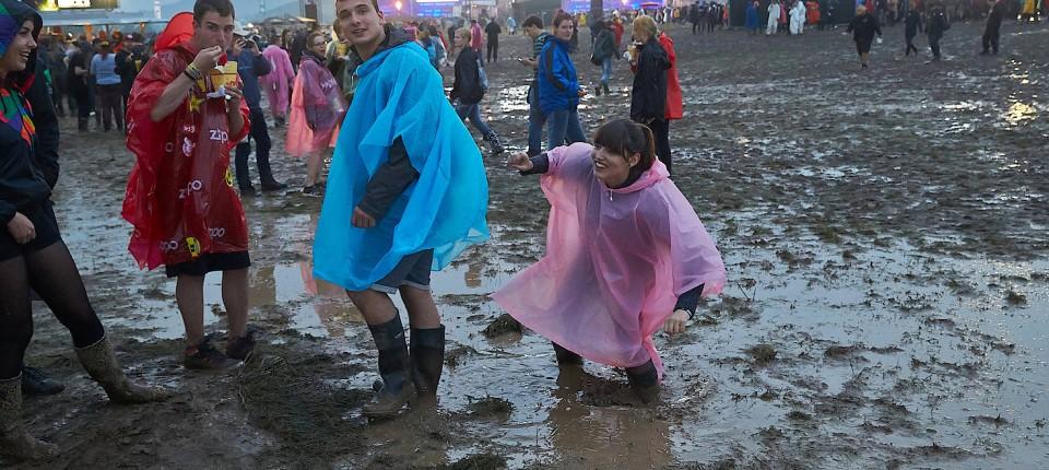 Unwetter Bei Festival Bei Rock Am Ring Schlägt Der Blitz Ein