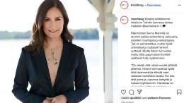 Mode-Foto der finnischen Regierungschefin löst Diskussion aus