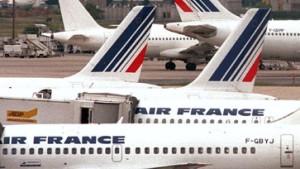 Streiks bei Air France von Dienstag bis Donnerstag