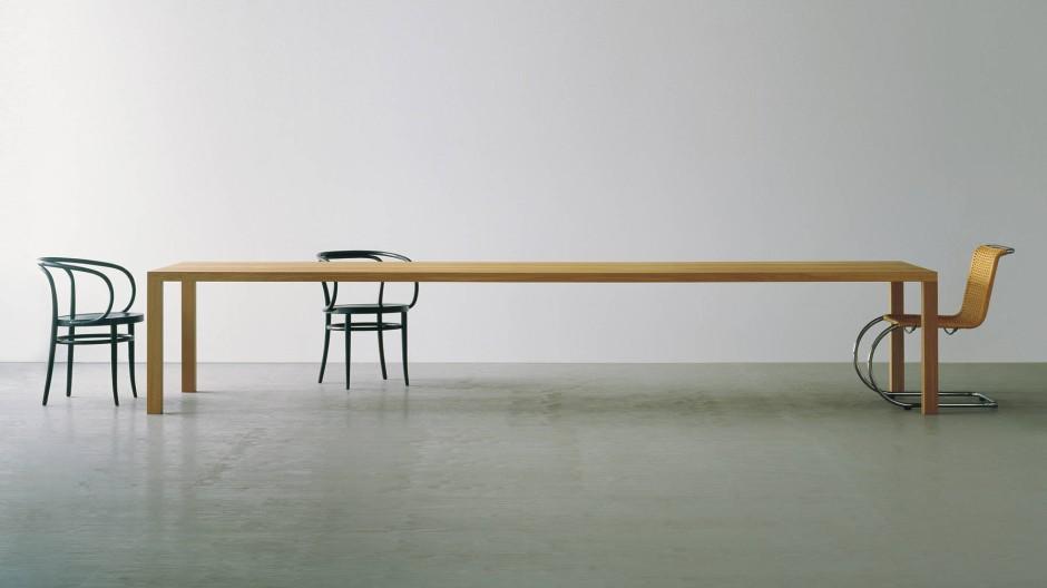 Möbel Design Xxl Tische Sind Ein Neuer Trend