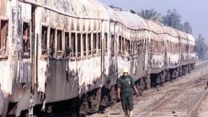 373 Tote bei Zugbrand in Ägypten