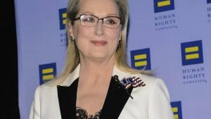 Was wusste Meryl Streep über Weinstein?