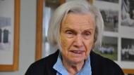 Die Auschwitz-Überlebende Alina Dabrowska konnte auf einem Todesmarsch flüchten.