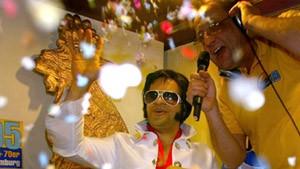 Imitator sang über 40 Stunden Elvis-Songs