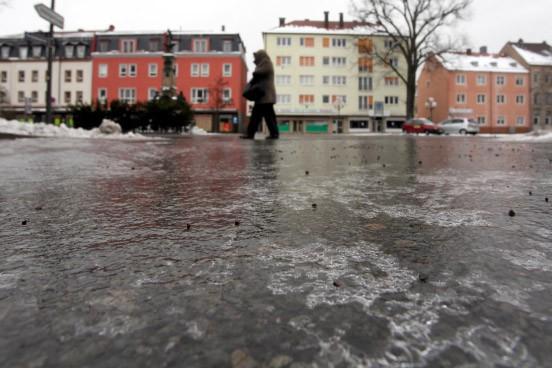 Unwetterwarnung Rhein Main