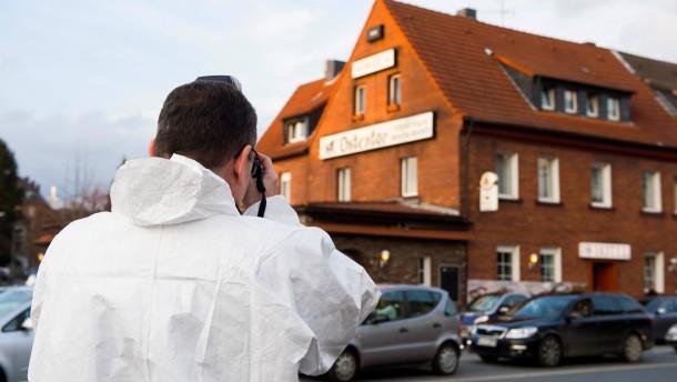 Verbrecherpaar im Ruhrpott gefasst