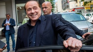 Berlusconi bald Minister in Russland?