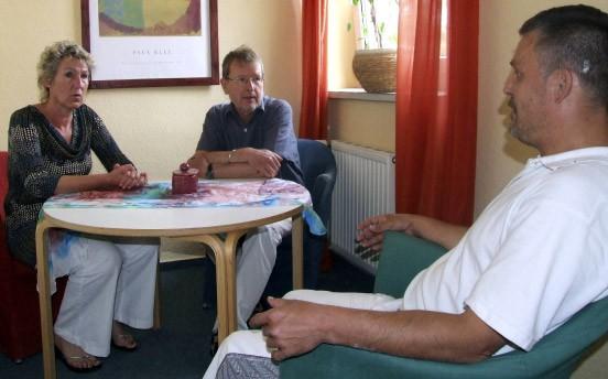 Partnervermittlung für behinderte