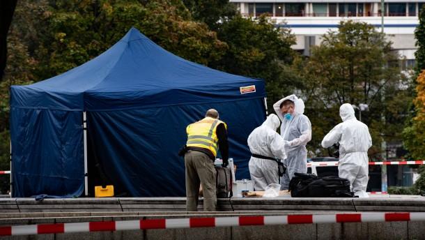 Festnahme nach Leichenfund am Berliner Fernsehturm