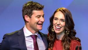Neuseelands Premierministerin Jacinda Ardern will im Sommer heiraten