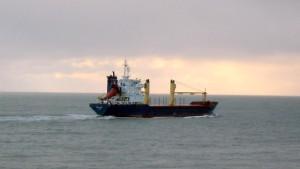 Lösegeld für Frachter gefordert