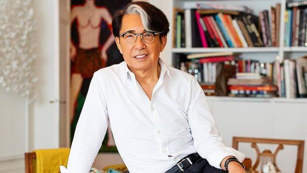 Modedesigner Kenzo Takada nach Covid-19-Erkrankung gestorben