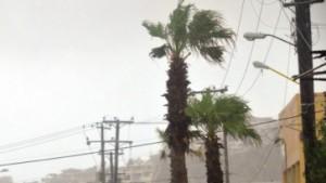 Hurrikan richtete schwere Schäden an