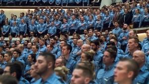 Krisenstimmung an der Berliner Polizeiakademie