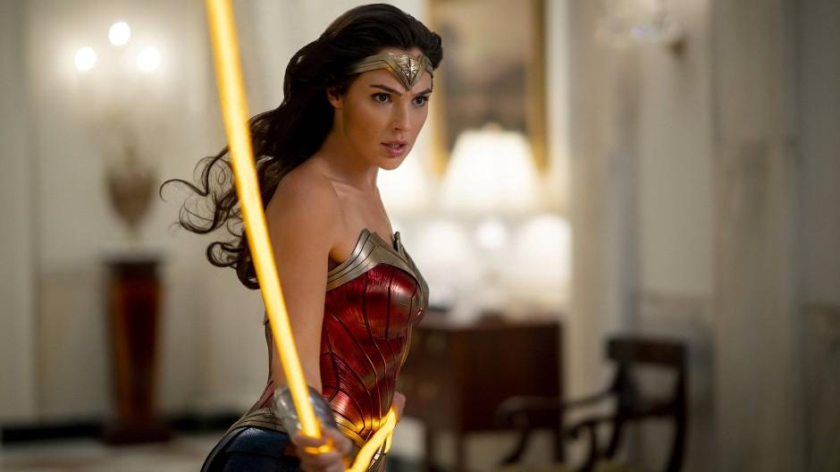 Die Kampfheilige vom leuchtenden Lasso: Diana Prince (Gal Gadot) kennt sich mit Bindungen aus