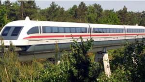 Transrapid durchs Ruhrgebiet wird favorisiert