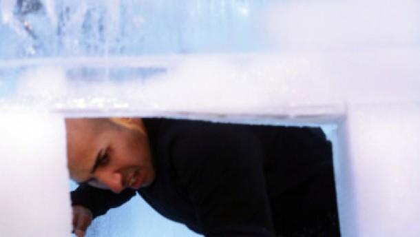 Mehr als 64 Stunden lang lebendig eingefroren
