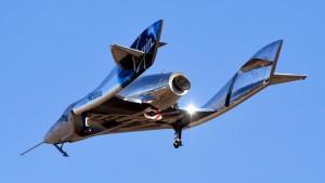 Weltraumflieger von Virgin Galactic darf wieder abheben