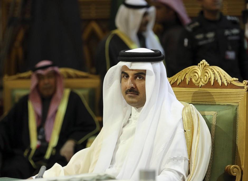 Staatsoberhaupt: Scheich Tamim bin Hamad Al Thani