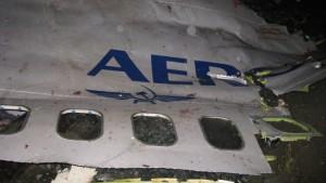 88 Tote bei Flugzeugabsturz in Russland
