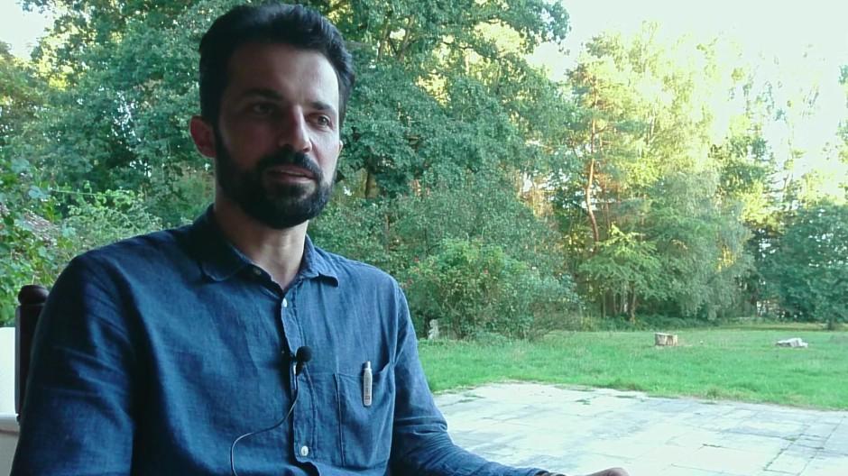 "Ahmed Saleh Ahmed über ""Wir schaffen das"""