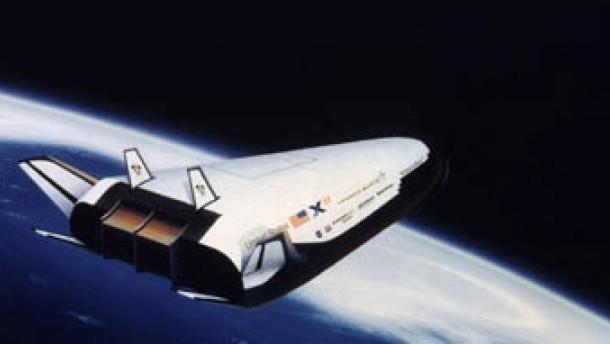 Absturz wird Raumfahrt nicht stoppen