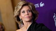 Seit Jahrzehnten politisch aktiv: Hollywood-Legende Jane Fonda