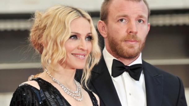 Madonna lässt sich scheiden