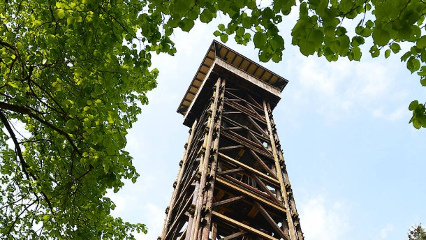 Goetheturm soll so aussehen wie früher