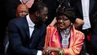 Mandela-Film feiert Premiere