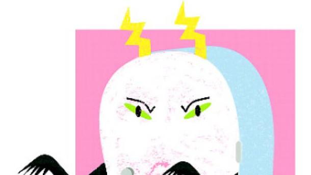 Bionade im Monsterkühlschrank