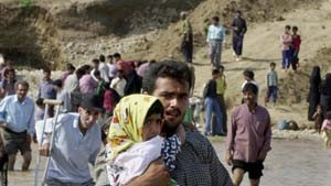 Verheerende Überschwemmungen im Iran