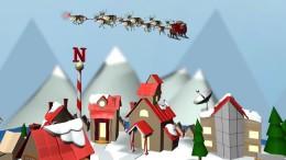 Auf den Spuren von Santa Claus