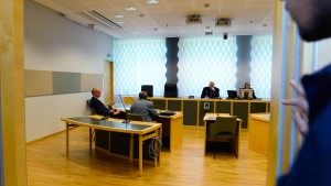 Lebenslang für Asylbewerber wegen Doppelmordes bei Ikea
