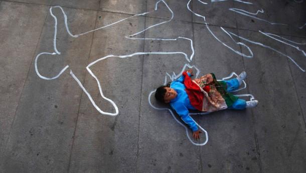 Tausende Menschen sind verschwunden
