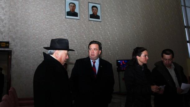 """""""Die Nordkoreaner verhandeln nicht wie wir"""""""