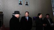 Bill Richardson in Nordkorea