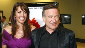 Robin Williams litt an Demenz