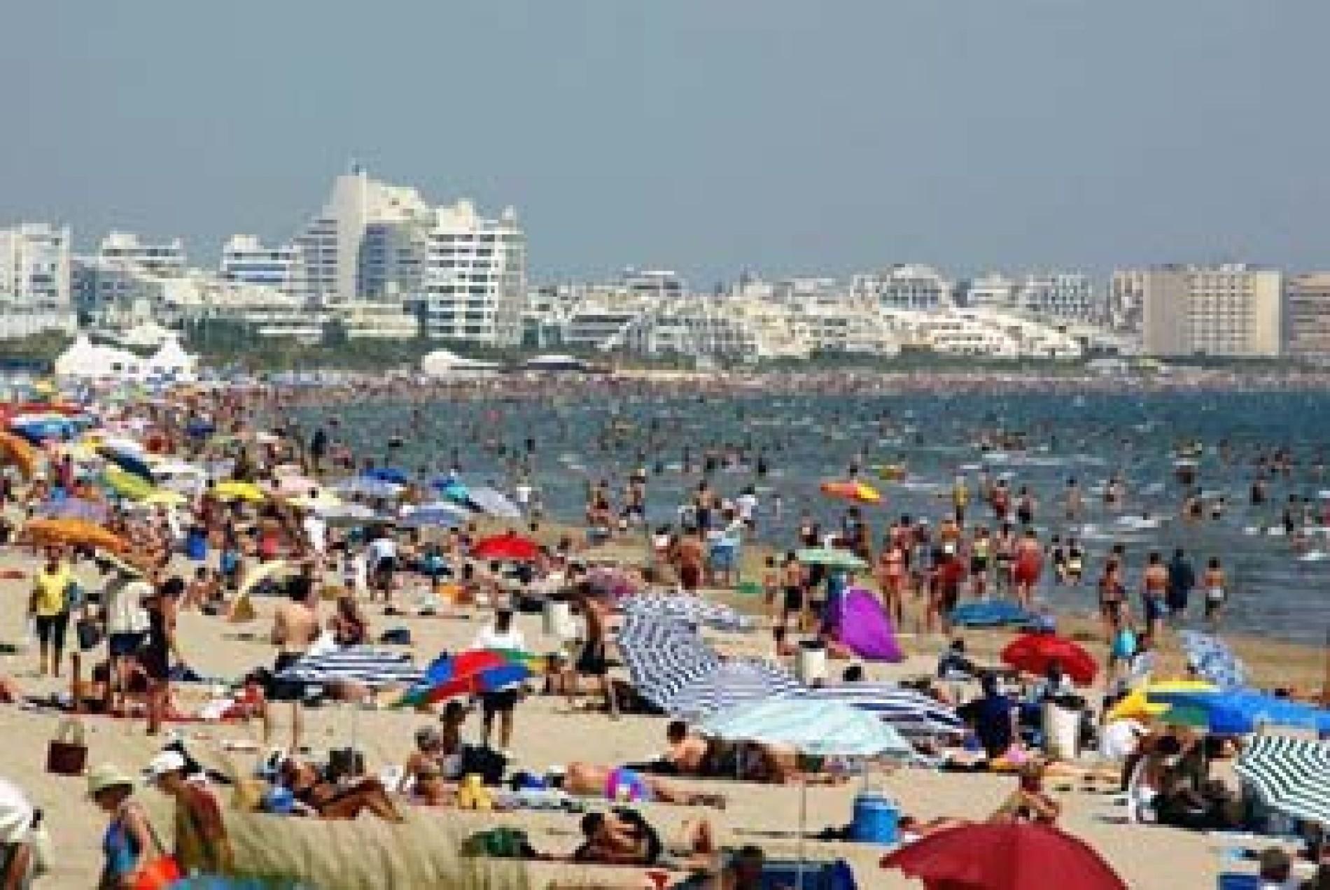 Strand Montpellier