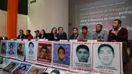 Die Suche nach den vermissten Studenten muss neu aufgerollt werden