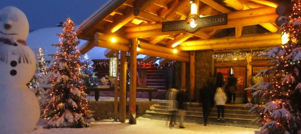 Das Weihnachten.Weihnachten In Lappland Zu Besuch Bei Santa Claus Gesellschaft Faz