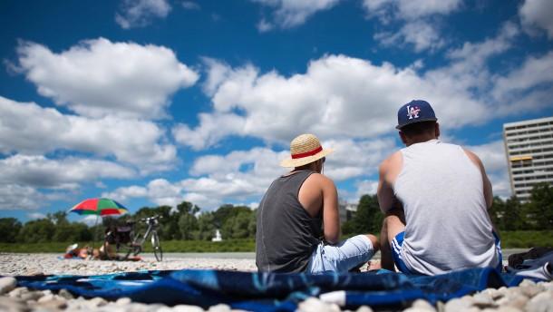 Sommer bringt Temperaturen bis 36 Grad – und Gewitter