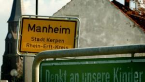 Kohle statt Kart: Schumis Heimat wird abgerissen