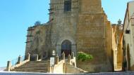 Eine Kirche, ein paar Häuser und nicht weit bis zum Strand: Mit der Ruhe könnte es in Sambuca bald vorbei sein.