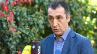Grünen-Vorsitzender Cem Özdemir: Für Gespräche muss die Union ihren Streit beilegen.