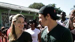 Brad Pitt und Angelina Jolie spenden für Daniel Pearl-Stiftung