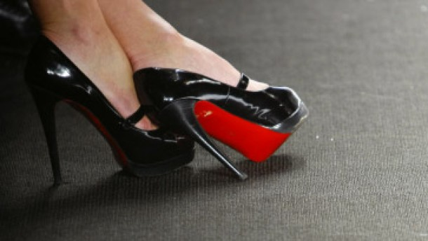designer christian louboutin high heels dienen der emanzipation mode faz. Black Bedroom Furniture Sets. Home Design Ideas