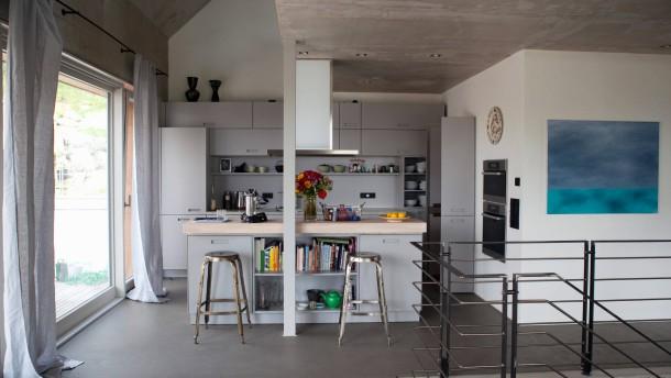 einrichten spezial: werkbank gegen küchenblock - drinnen & draußen, Hause ideen